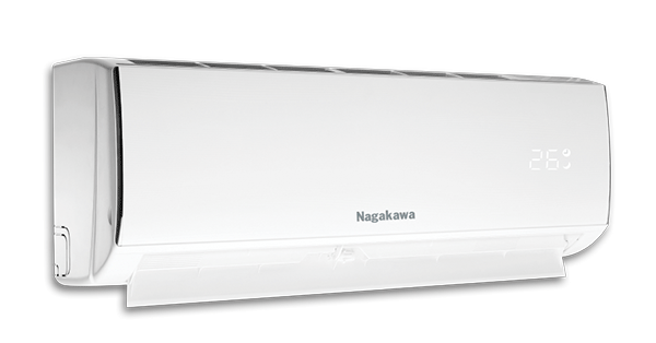 Máy lạnh treo tường 1.5 HP inverter Nagakawa NIS-C12IT gas R410a