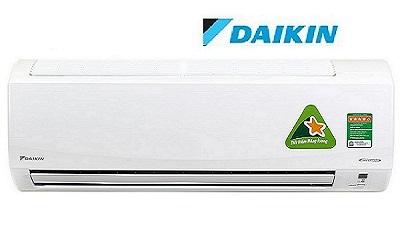 Máy lạnh Daikin FTKQ35SAMV Inverter công suất 1.5Hp Model 2018