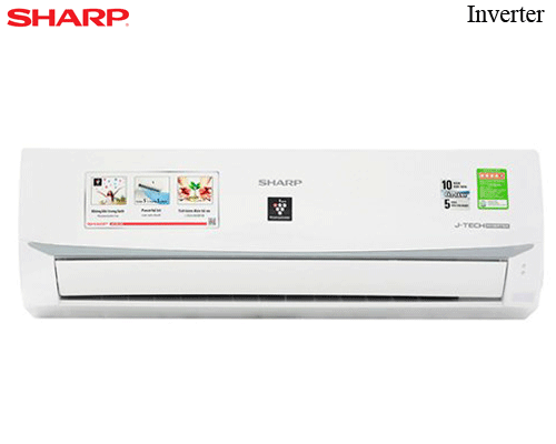 Máy lạnh Sharp AH-X9XEW inverter 1Hp model 2020