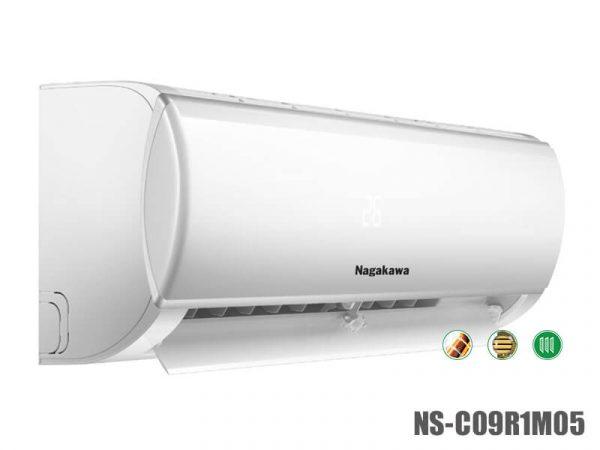 Máy lạnh treo tường Nagakawa 1 Hp model C09R1M05